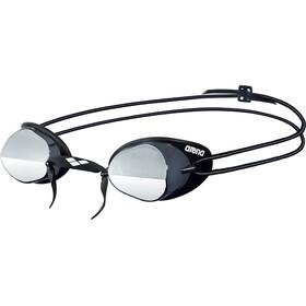 arena Swedix Mirror - Lunettes de natation - noir